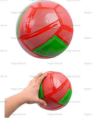 Футбольный мяч для мальчиков-футболистов, BT-FB-0114