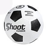 Мяч футбольный резиновый гольф 400г , BT-FB-0209, игрушка