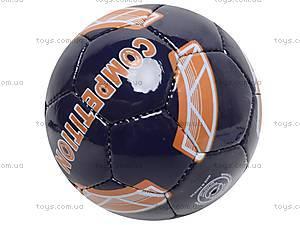 Мяч футбольный Competion, COMPETION, фото