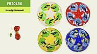 Мяч футбольный FB20156 №5, MIX 4 цвета, FB20156, купить