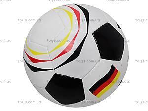 Мяч футбольный German flag, GERMAN FLAG, фото