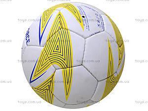 Мяч футбольный игровой, 1000-20ABC, купить