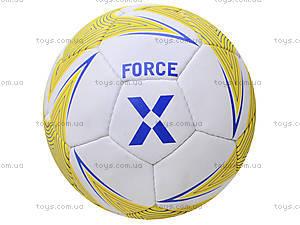 Мяч футбольный игровой, 1000-20ABC