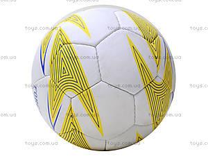 Мяч футбольный игровой, 1000-20ABC, фото