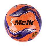 """Мяч футбольный """"Meik"""" оранжевого цвета, C44430, детский"""