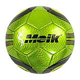 """Мяч футбольный """"Meik"""" зеленый, C40048, доставка"""
