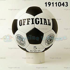 Мяч футбольный Official, 1911043