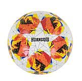 Мяч Футбольный  оранжевый, C40090