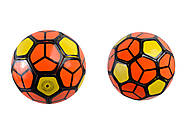 Мяч футбольный PVC в ассортименте, 772-622, фото