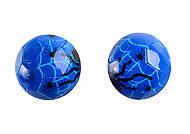 Мяч футбольный PVC «Паук», 772-626, фото