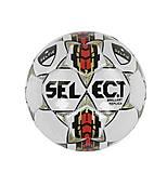 Мяч футбольный размер № 2 Select (белый), C40079, тойс