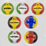 Мяч Футбольный C40217 размер №5, 7 видов , C40217, фото