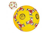 Мяч футбольный размер №5, резина Grain, 2 цвета, VA-0077