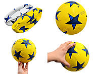 Резиновый мяч для футбола, GC038006, фото