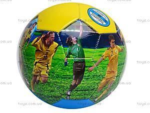 Мяч футбольный «Сборная Украины», EV3152, фото