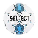 Мяч футбольный «Селект» синий размер 5, C40065, цена