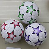Мяч футбольный со звездочками, BT-FB-0180, фото