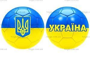 Мяч футбольный «Украина», 1911038