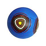Мяч футбольный вид 3 (резиновый гольф), BT-FB-0148, отзывы