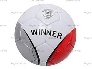 Мяч футбольный Winner, WINNER