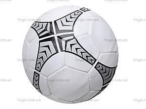 Мяч футбольный World Soccer, WORLD SOCCER SILWER, фото
