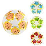 Мяч футбольный 4 вида, размер №2, C37835, интернет магазин22 игрушки Украина