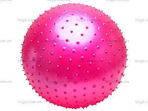 Мяч для фитнеса «Ежик», MA26, фото