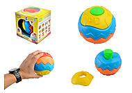 Мяч-головоломка 3D, 58076, toys.com.ua