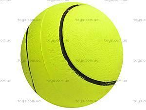 Мяч каучуковый 10см, J002-1535, фото