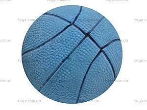 Мяч каучуковый 9см, J002-1534, фото