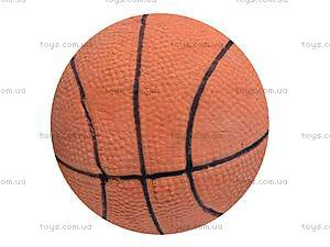 Мяч каучуковый 9см, J002-1534