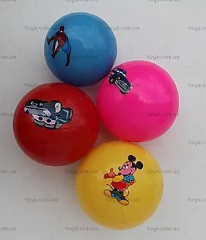 Мяч маленький «Мультфильмы», W02-3111
