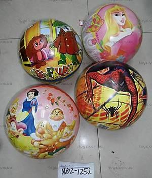 Мяч «Мультфильмы», W02-1252