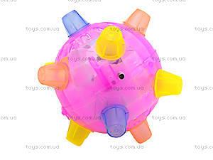 Игровой музыкальный мяч, 9385, фото