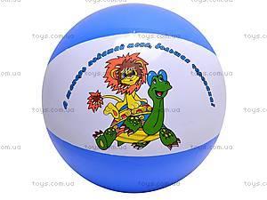 Мяч надувной «Кот Леопольд», 4037-1