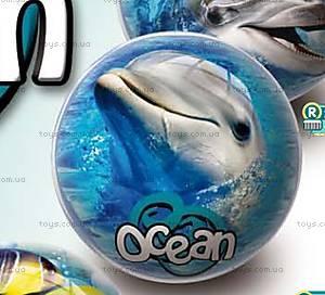 Мяч Океан, 23 см, 2466