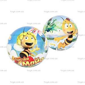 Мяч Пчёлка Майя, 23 см, 2502