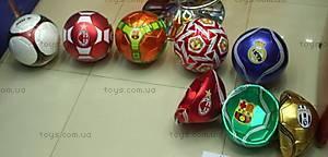 Мяч перламутровый футбольный, 02-219