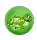 Мяч перламутровый зеленый Дракоша, F21994, фото