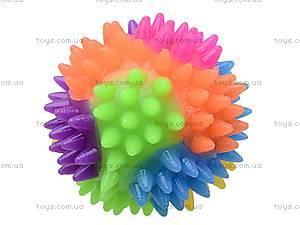 Мяч-попрыгун «Ежик», D2030A-5, детские игрушки