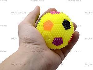 Мяч-попрыгун «Футбол», D2030A-1, фото