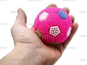 Мяч-попрыгун «Футбол», D2030A-1, игрушки
