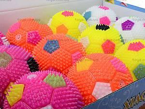 Мяч-попрыгун «Футбол», D2030A-1, детские игрушки