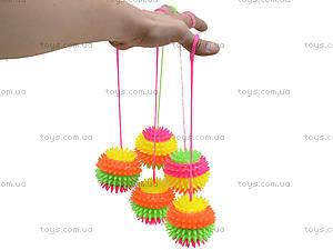 Светящийся мяч-попрыгунчик, SL686, купить