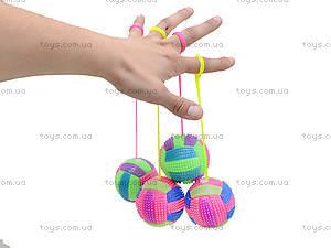 Мяч-попрыгунчик Flashing Ball, SL657, фото