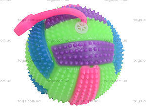 Мяч-попрыгунчик Flashing Ball, SL657, детские игрушки