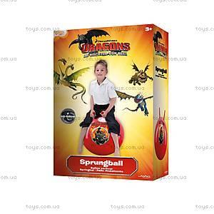 Мяч-прыун «Как приручить дракона», 50 см, JN59443, купить