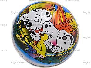 Мяч резиновый «101 Далматинец», FPB-8-2, фото