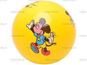Мяч резиновый детский, с рисунком, PN9-6, фото