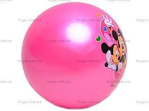 Мяч резиновый Mickey Mouse, AD-6, фото
